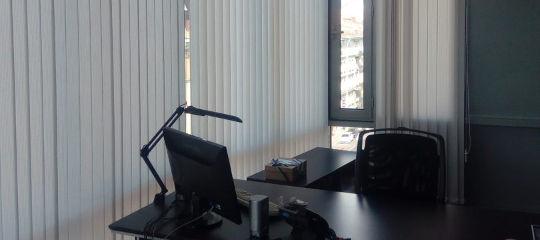 Вертикальные жалюзи для офиса в Ступино